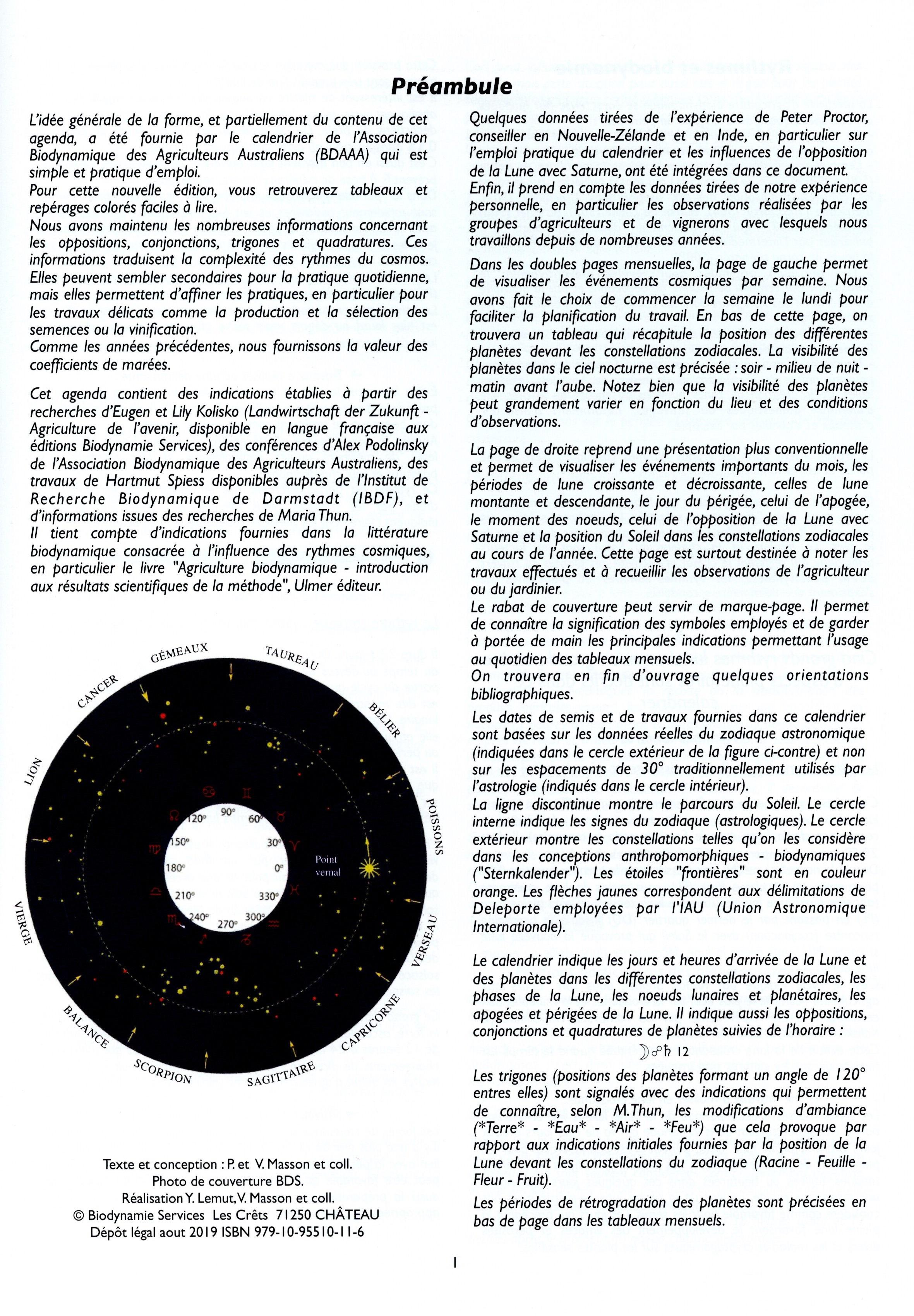 Graines Et Plantes Calendrier Lunaire Mars 2020.A Agenda Biodynamique Lunaire Et Planetaire 2020
